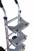 Aluminium Sack Trucks -  Bottled Water Trolley Trays