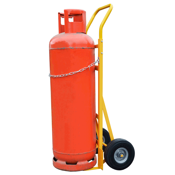 Heavy Duty Gas Bottle Sack Truck