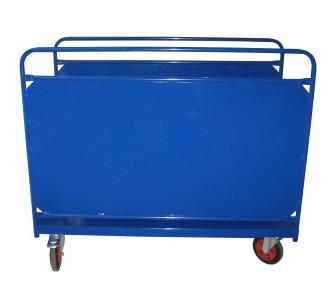 Adjustable Double Sided Trolley w/Steel Sides - HI-JD-ADST-ST