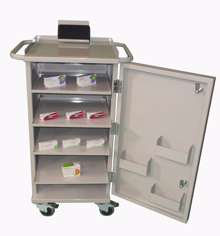 Drug & Medicine Trolleys HI-36-DMT2