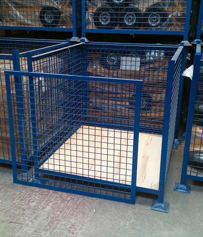 Mesh Fronted Stillages
