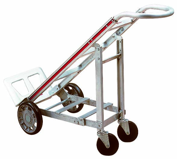 Aluminium Sack Trucks -  Forth Wheel Attachment