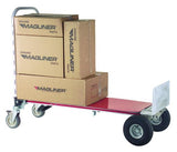Aluminium Sack Trucks - Gemini XL Loaded