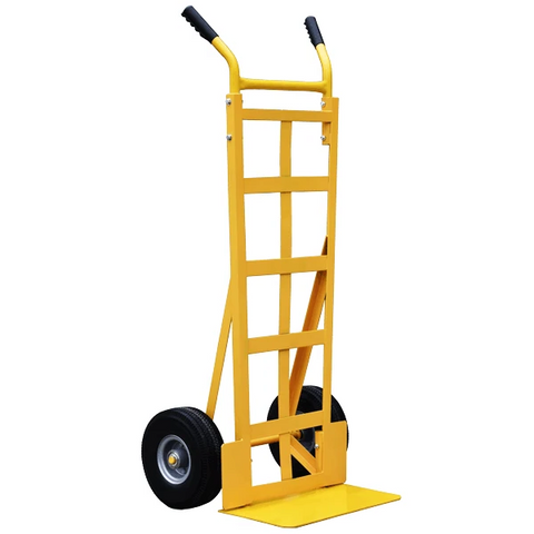Heavy Duty Flat Back Sack Truck