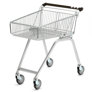 80 Litre Light Shopping Trolley