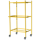 Distribution trolley with no load