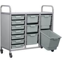 Antibacterial School Storage Trolley