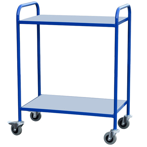 Service Trolley with 2 Tiers