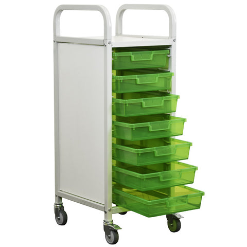 Hospital Storage Trolley
