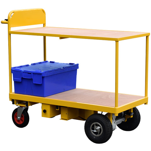 Powered Tier Trolley