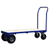 Flatbed Trolley for Rough Terrain