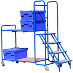 Picking Trolley with Steps