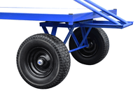 Turntable Trolley Axle