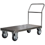 Stainless Steel Heavy Duty Platform Truck