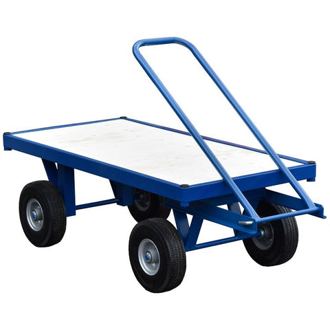 Turntable Trolley with 500kg 10 inch wheels