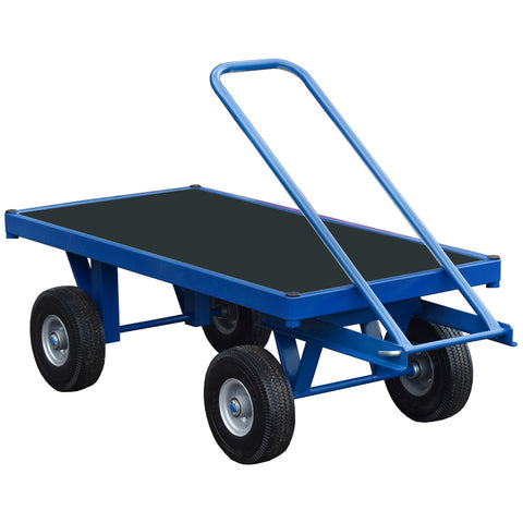 Heavy Duty Turntable Trolley