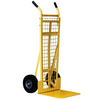sack truck with mesh back
