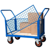 4 Sided Mesh Platform Truck or Cage Trolley