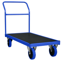 Heavy Duty Flatbed Trolley - Premium Plus range