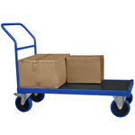 Heavy Duty Flatbed Trolley