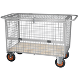 Secure Medical Record Trolley