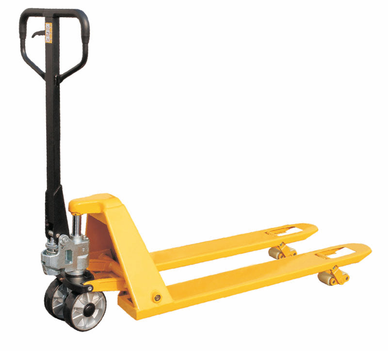 Extra Low Profile Pallet Truck