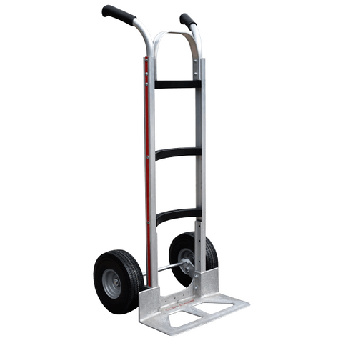 Magliner Aluminium Sack Truck With Curved Back - Traditional Sack Truck