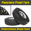 10 Inch Sack Truck Puncture Proof Wheels (20mm Axle)