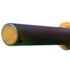 Solid steel 20mm axle for heavy duty sack barrow