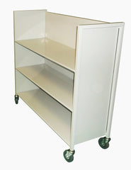 Trolley for Moving A4 Size Files, great for hospital notes, schools, office, Solicitors and accountants, this trolley will carry 12...