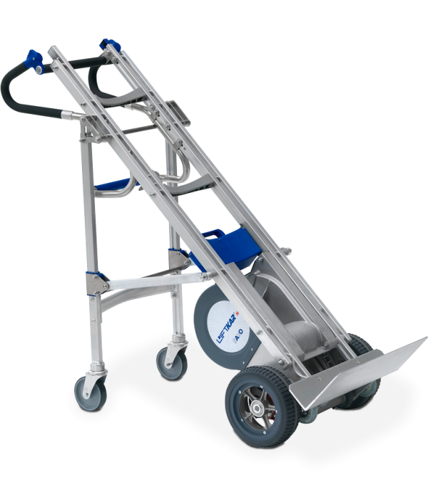 Three Position Powered Stair Climbing Sack Truck