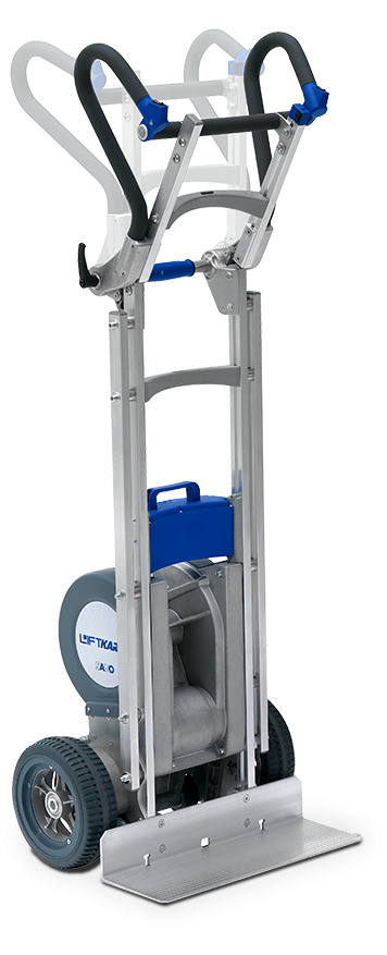 Heavy Duty Powered Stair Climbing Sack Truck