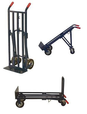 3 Position Convertible Sack Truck Trolley