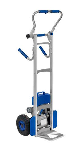 Large Folding Powered Stair Climbing Sack Truck