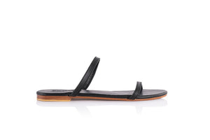 SUZIE SANDALS - BLACK