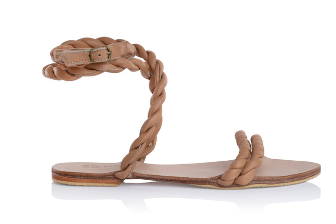 MOLLY SANDALS - TAUPE