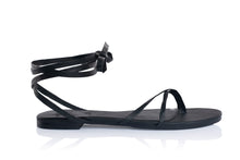 Load image into Gallery viewer, ISABELLA SANDALS - BLACK (PRE-ORDER)
