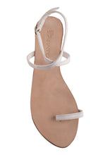 Load image into Gallery viewer, VICTORIA SANDALS - WHITE