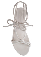 Load image into Gallery viewer, BILLY SANDALS - WHITE
