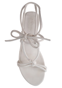 BILLY SANDALS - WHITE