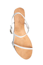 Load image into Gallery viewer, ROSE SANDALS - WHITE