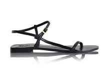 Load image into Gallery viewer, ROSE SANDALS - BLACK