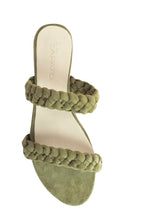 Load image into Gallery viewer, PAMMY SANDALS - KHAKI