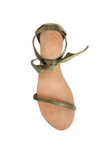 Load image into Gallery viewer, AMELIE SANDALS - KHAKI