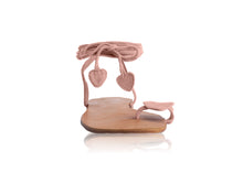 Load image into Gallery viewer, VALENTINE SANDALS -  BLUSH