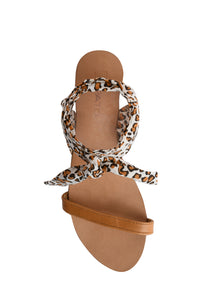 LOTTIE SANDALS - TAN