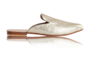 ADELINE MULES -  GOLD (MADE TO ORDER)