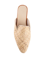 Load image into Gallery viewer, ADELINE MULES -  RATTAN (MADE TO ORDER ONLY)