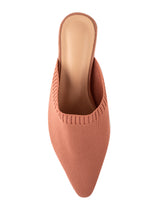 Load image into Gallery viewer, SOPHIE KNIT MULES - TERRACOTTA
