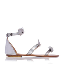 Load image into Gallery viewer, LOLA SANDALS - SILVER